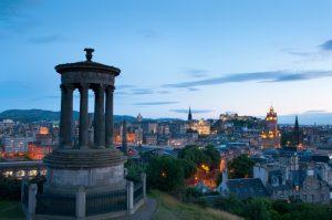 Edinburgh Classy Hen Party Ideas