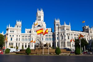 Madrid Hen Party Classy Hen