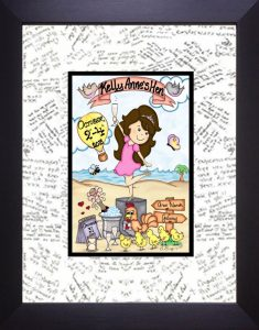 Boogiecat Designs - Personalised Frame - thefancyhen.ie