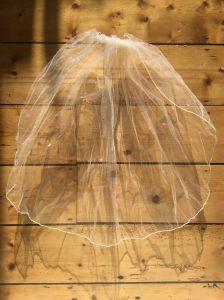 Bride Veil - thefancyhen.ie