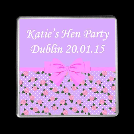 Drink Coaster Shabby Chic - thefancyhen.ie