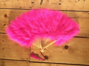 Fan Pink Feather - thefancyhen.ie