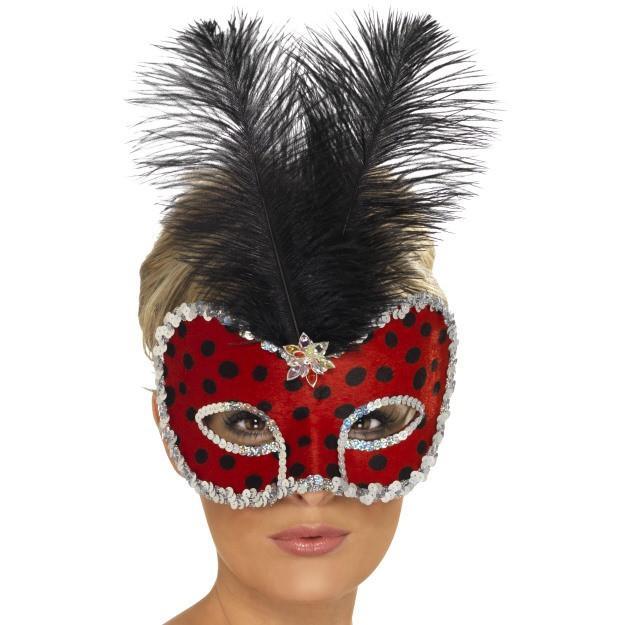 Lady Bug Mask - thefancyhen.ie
