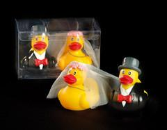 Mr. & Mrs. Duck Set - thefancyhen.ie