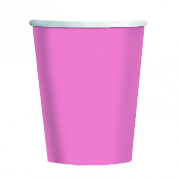 Paper Cups Pretty Pink - thefancyhen.ie
