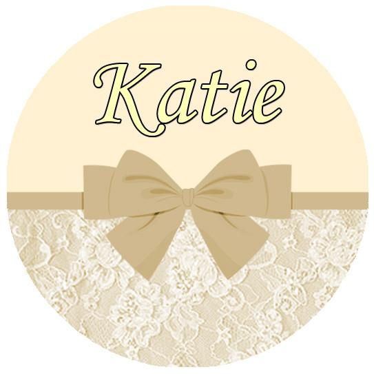 Stickers Lace Bow - thefancyhen.ie