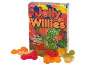 Sweet Jelly Willies - thefancyhen.ie