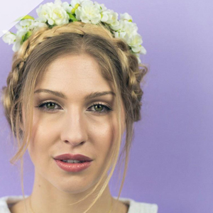 Floral crowns and headbands