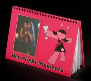 Hen Party Memento Flip Album - thefancyhen.ie
