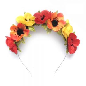 Anemone Crown - Sunset - thefancyhen.ie