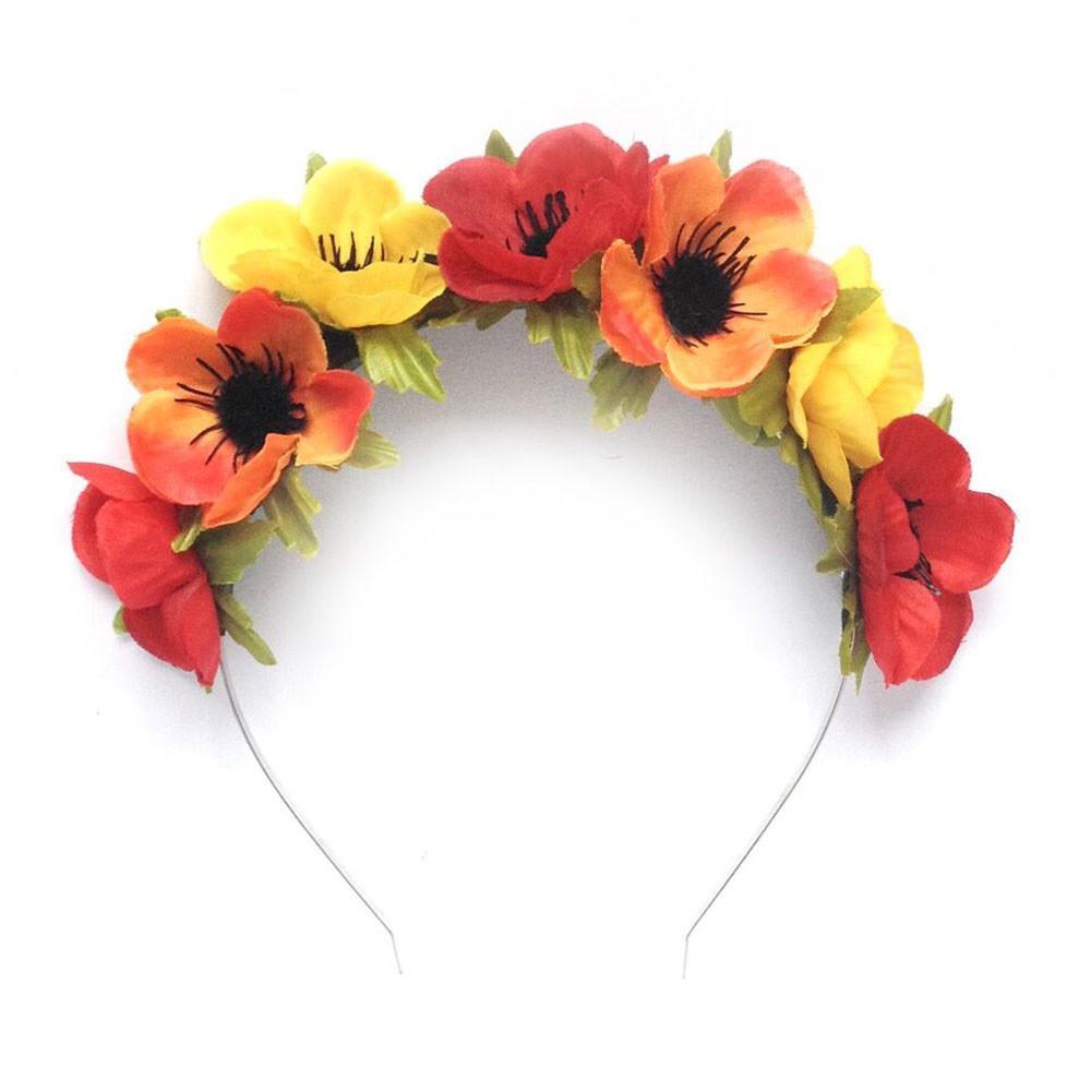 Anemone Crown - Sunset - thefancyhen.ie