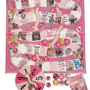Willie & Ladders Hen Night Board Game