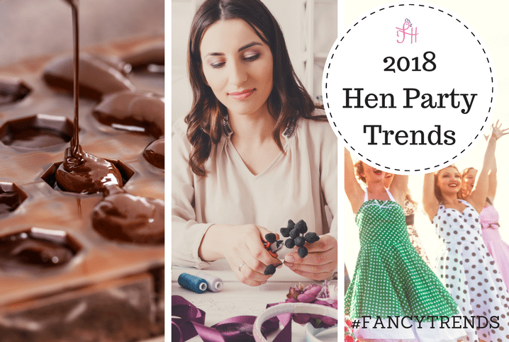 Party Trends 2018