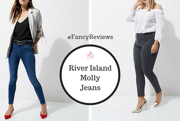 #FancyReviews: River Island Molly Jeans